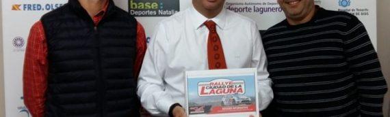 Recta final para el Rallye Ciudad de La Laguna 2016