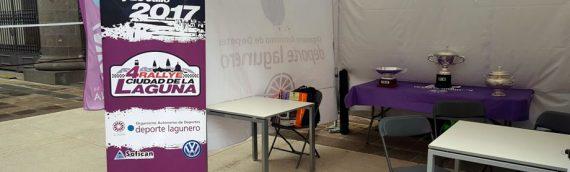 Presentado el programa horario del IV Rallye Ciudad de La Laguna