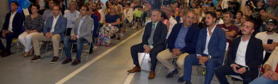 Presentación oficial del VI Ralley Ciudad de La Laguna